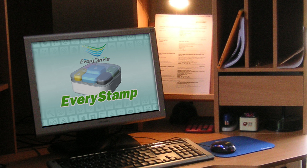 EverySense EveryStamp